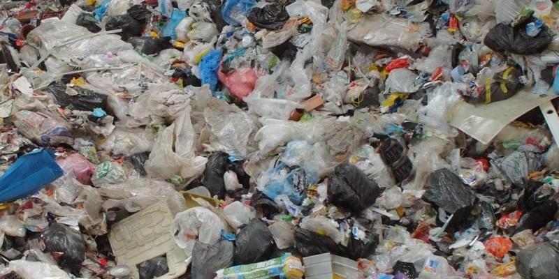 Brændbart affald
